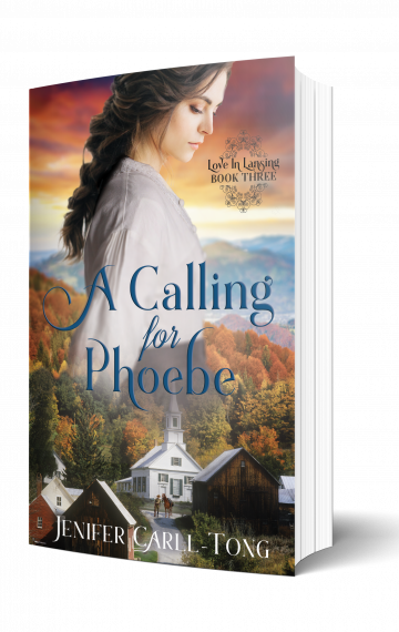 A Calling for Phoebe, Love in Lansing Book 3